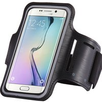 Wholesale Waterproof Brassard Sport Running Armband For HTC One M7 M8 M9 Workout Gym Mobile Phone Arm Holder Belt Brush Leather Case