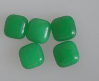 Wholesale Good quality Pure natural Dongling jade gems green pendant noble choice