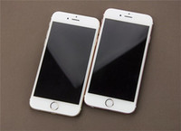 Wholesale Real Touch ID Goophone i6s Plus quot i6s s Quad Core IPS cellphone G G G Rom octa G