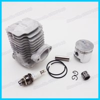 Wholesale 3 Electrode L7T Spark Plug mm Cylinder Piston Kit cc cc Mini Moto Quad ATV Stroke Pocket Dirt Bike order lt no track