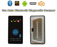 Wholesale Newest High quality Switch ODB2 II Mini ELM327 M1 Car Auto Bluetooth Diagnostic Scanner