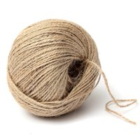 Wholesale High quality M Ply Natural Jute Twine Burlap String Cord Wrap Gif Craft Making Decoration