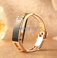 vibrating bracelet - New Bluetooth D8 Full steel Smart Bracelet Sync Wrist LED Digital Watch with Vibrate can answer phone for Smart phone gift