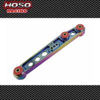 Wholesale Aluminum Neo Chrome Rear Lower Control Arms Piece Set For Honda Civic Acura Integra Del Sol