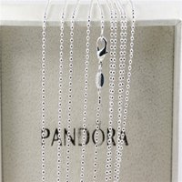Cheap necklace chain Best silver necklace