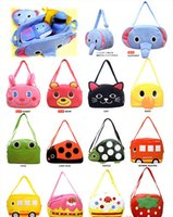 Wholesale Baby girls and boy children s messenger waist pack bags Backpacks bags dandys
