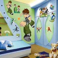 ben movie - Super Hero BEN Wall Decals Sticker Nursery Baby Decor Kids Boys Art PVC