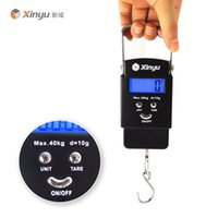 best selling luggage - Household electronic portable luggage fishing scales the appearance of the best selling products