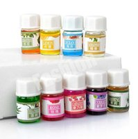 Wholesale Natural Spa Essential Oils for Aromatherapy Humidifier with kinds of Perfume Fragrance Water Soluble Oil ml bottles set Factory Direct