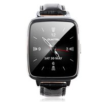 anti meter - OUKITEL A28 Smart Watch IP53 Waterproof Heart Rate Monitor inch IPS Anti Lost Sync Phone Call for iOS Android Smartphone iPhone Plus