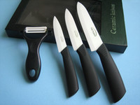 Wholesale Great Quality Ceramic Knife Sets quot quot and inch Peeler many colors available