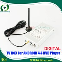 Wholesale Original high quality TV BOX for ANDROID car DVD Player