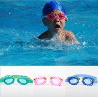 YD10 60mm Boys 2015 Hot Summer Kid Swimming Glasses Outdoor Swim Pool Adjustable Swim Glasses Eyeglasses Goggles For Girl   Boy 4 Colors