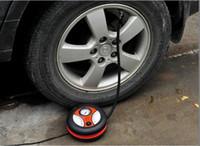 Wholesale Mini Tire Super Flow DC V universal Portable Car electic Pump Air Compressor Auto Electric Tire Inflator inflatable pump Vehicle tool