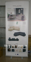 Wholesale Roll Up Banner Stand with Graphic to USA Canada Australia Europe
