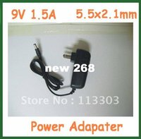 arduino wall adapter - 10pcs Wall Charger AC V V Converter Adapter to DC V A x mm Power Supply for Arduino UNO MEGA with tracking number