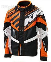 Wholesale Racing jackets New Model KTM motorcycle jacket motocross racing jackets oxford mesh clothing drop resistance M to XXL
