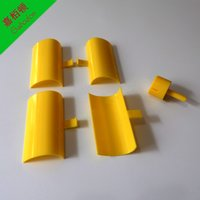 Wholesale LC15 DIY School children toys Miniature vertical axis wind turbine blades Leaf blade can tear open outfit