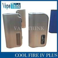 apex package - Vapethink available innokin newest comer cool fire plus Isub Apex Isub G full kit package OLED screen Micro USB Charger TC mod