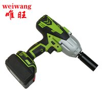 Wholesale 36V lithium rechargeable electric wrench wrench impact wrench scaffolders scaffolding installation tools rechargeable drill