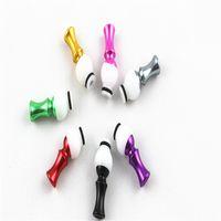 Wholesale Swivel Colorful Mouthpiece E Cigarette Drip Tips Rotating Degree Mouthpiece Suit For ViVi Nova DCT X8 Atomizers