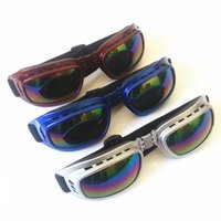 Wholesale Folding windshield frame glasses glasses motorcycle cross country ski goggles goggles and dust proof goggles