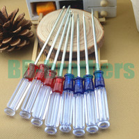 Wholesale Cheapest x mm Transparent Phillips or Flathead Screwdriver Slotted Type Straight mm Screwdrivers