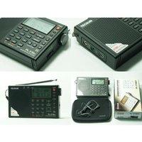 Tecsun PL-310ET Full Band Radio numérique démodulateur AM / FM / SW / LW stéréo Expédition Radio TECSUN PL310ET gratuit