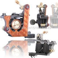 beauty coil - New Beauty Liner Tattoo Machine Gun Wrap Coils Handmade Tattoo machine
