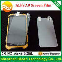 alps outdoor - Original A9 Screen Film For waterproof Outdoor Rugged cellphone ALPS A9 A9 Screen Protector