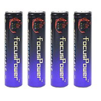 Wholesale Focus Power V mAh Rechargeable Lithium Ion Battery