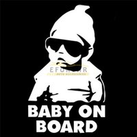 locker - Baby On Board In Car Bebe Window Bumper Locker Sticker Colors
