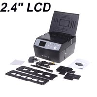 Wholesale High Quality quot LCD Multifunction Film Scanner USB MSDC Photo Scanner