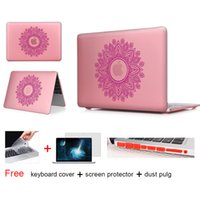 hard cover book - Paisley Floral Hard Plastic Laptop Case Shell Keyboard Cover For Mac Book Pro Case quot Inch Case For Laptop