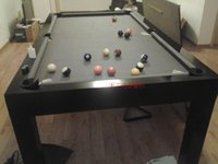 Wholesale Luxury villa with a two in one table billiard table