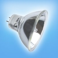 aluminium reflector lamps - LT05043 Aluminium silver plated reflector lamp V W GZ6 JCR by DHL or FEDEX