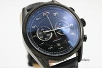 auto glass news - Good news AAAA High quality all black men mechanical motion digital sport watch