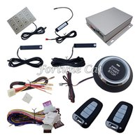 automatic car starter - New Smart Car Passive Keyless Entry System With Remote Start Automatic Lock Or Unlock Password Keyboard