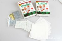 detox foot - 50pcs Retail Box Cleansing Detox Foot Patches Kinoki Pads Cleanse Energize Your Body parts