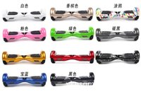 Wholesale 2015 Two wheel self balance Scooter Unicycl balanced self balancing Scooter electric Scooter mah battery Gift Box
