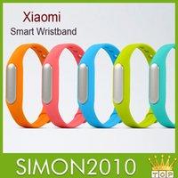 Wholesale Original Xiaomi MI band wrist Bracelet MiBand Bluetooth IP67 Waterproof Smart Wristbands Bracelet for Android Phones MI3 MI4