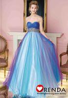 Cheap Free Shipping Evening Dresses Empire Sweetheart Vestido de festa Prom Dresses Sweetheart Real Picture Custom Made Ball Gowns Orenda