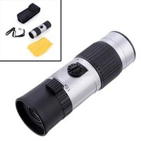 Wholesale Hot sale x21 Power Zoomable Pocket Monocular Telescope for Hunting Camping Birding