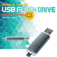 Wholesale hot promotion smart phone tablet pc external storage usb memory stick u disk pen drive pendrive usb flash drive U01