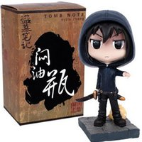 best selling novels - 15cm China s best selling novel Tomb Note character cute Kylin Zhang pvc action figure