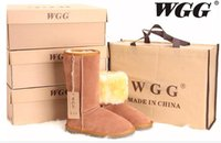 Wholesale High Quality WGG Women s Classic tall Boots Womens boots Boot Snow boots Winter boots leather boot
