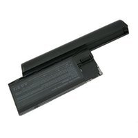 Wholesale 11 V mAh Cell Laptop Battery Li Ion Laptop Battery and Charger Black Notebook Cells for DELL Inspiron Dell Precision D620 H