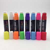 Wholesale Fluorescence pen for LED writing board mm highlighter marker pen pieces freeshipping order lt no track