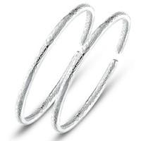 al por mayor joyería de plata del zodiaco-Bohemia miles de pulsera de plata fina 999 plata de ley joyas de plata modelos femeninos regalo del Día de San Valentín para enviar a su novia un gif