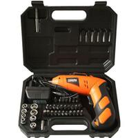 Wholesale 4 V Mini Portable Rechargeable Electric screwdriver torque electric screwdriver precision electric screwdriver set